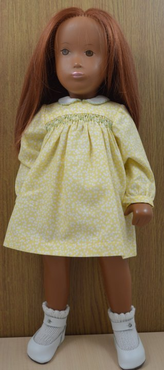 Sasha Doll Pleated  Outfit