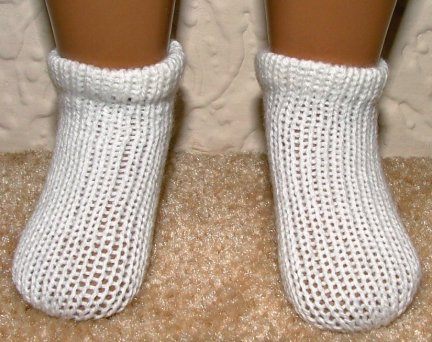 Sasha Doll Ankle Socks