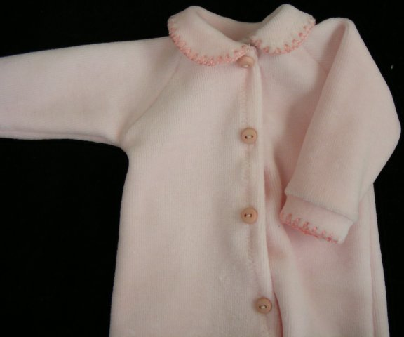 Sasha Baby Stretch Sleepsuit