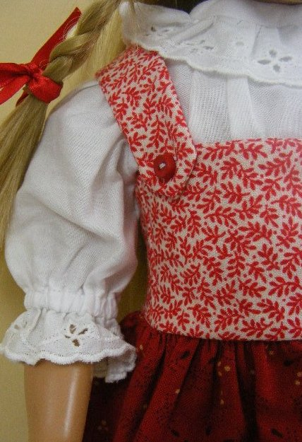 Sasha Doll Bavarian National Costume Outfit