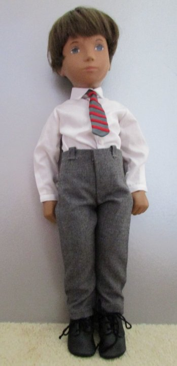 Sasha Gregor Doll School Uniforms